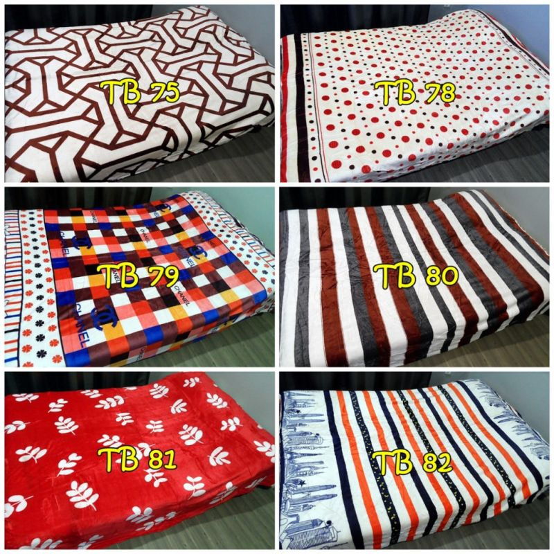 Selimut uk 180x200 (TB)