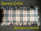 Bantal Cinta Burberry House