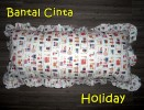 Bantal Cinta Holiday