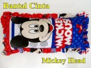 Bantal Cinta Mickey Head