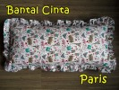 Bantal Cinta Paris